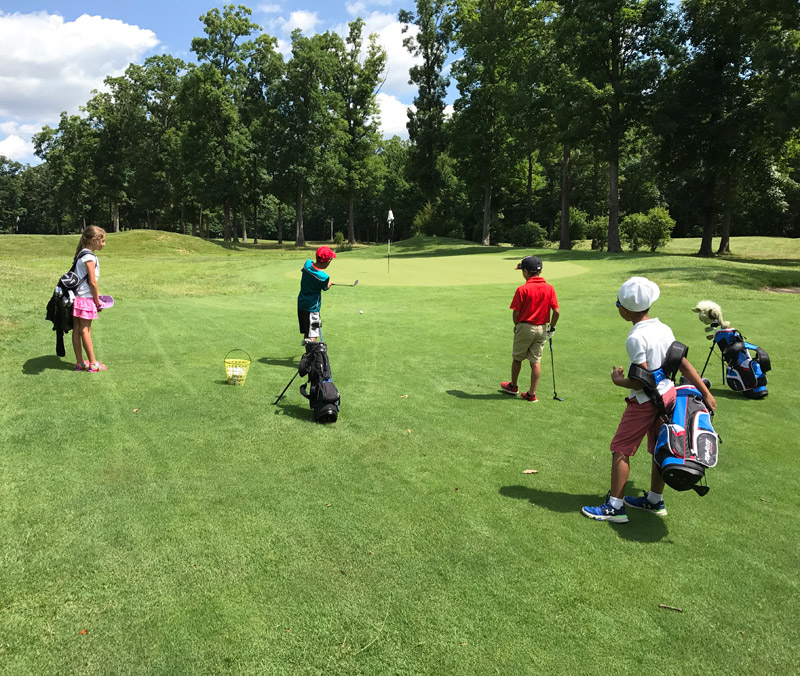 RGA Junior Golf Camps
